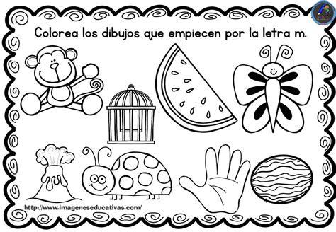 Dibujos Para Colorear Con La Letra M Imagesacolorier Website