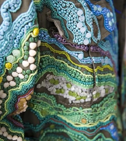 Richard Preston textile art