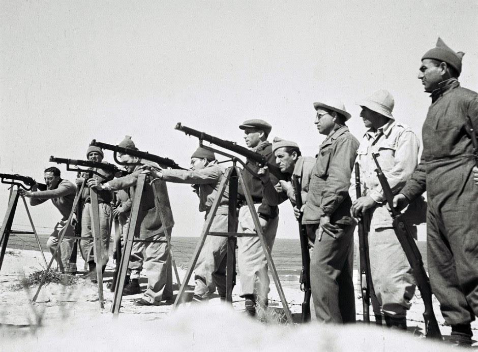 Milícias paramilitares judaicas (Foto: Reprodução)