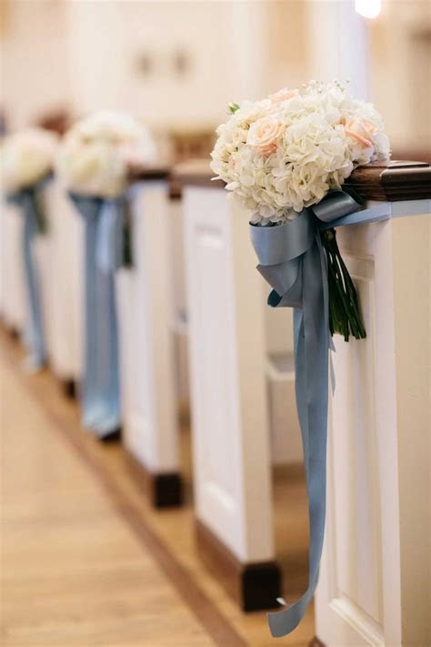 25  best ideas about Church pew decorations on Pinterest
