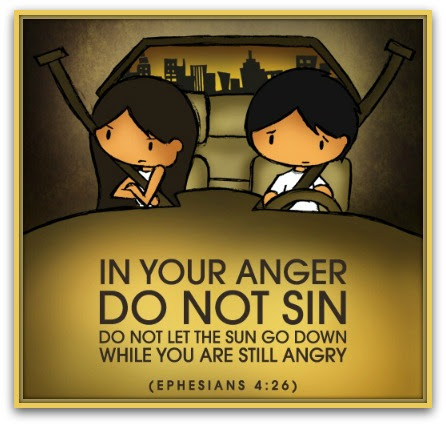 Dont Let Anger Lead You Into Sin The Daily Choice Devotional