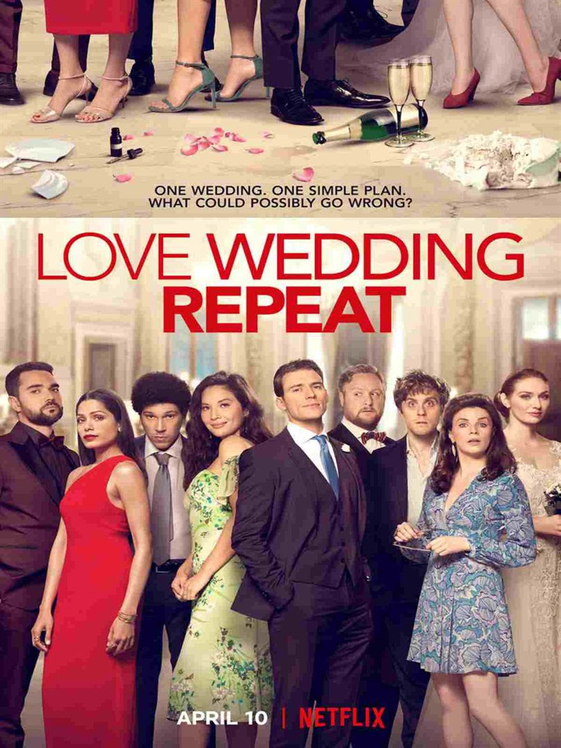 Um Amor, Mil Casamentos (Love Wedding Repeat)