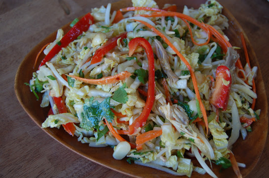 Spicy Thai Seafood Salad Recipe