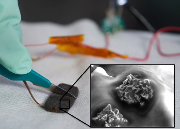 Stanford selfhealing plastic responds to touch, keeps prosthetics and touchscreens in one piece