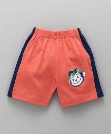 Tango Shorts Monkey Print - Coral