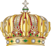 Imperial Crown of Napoleon.svg