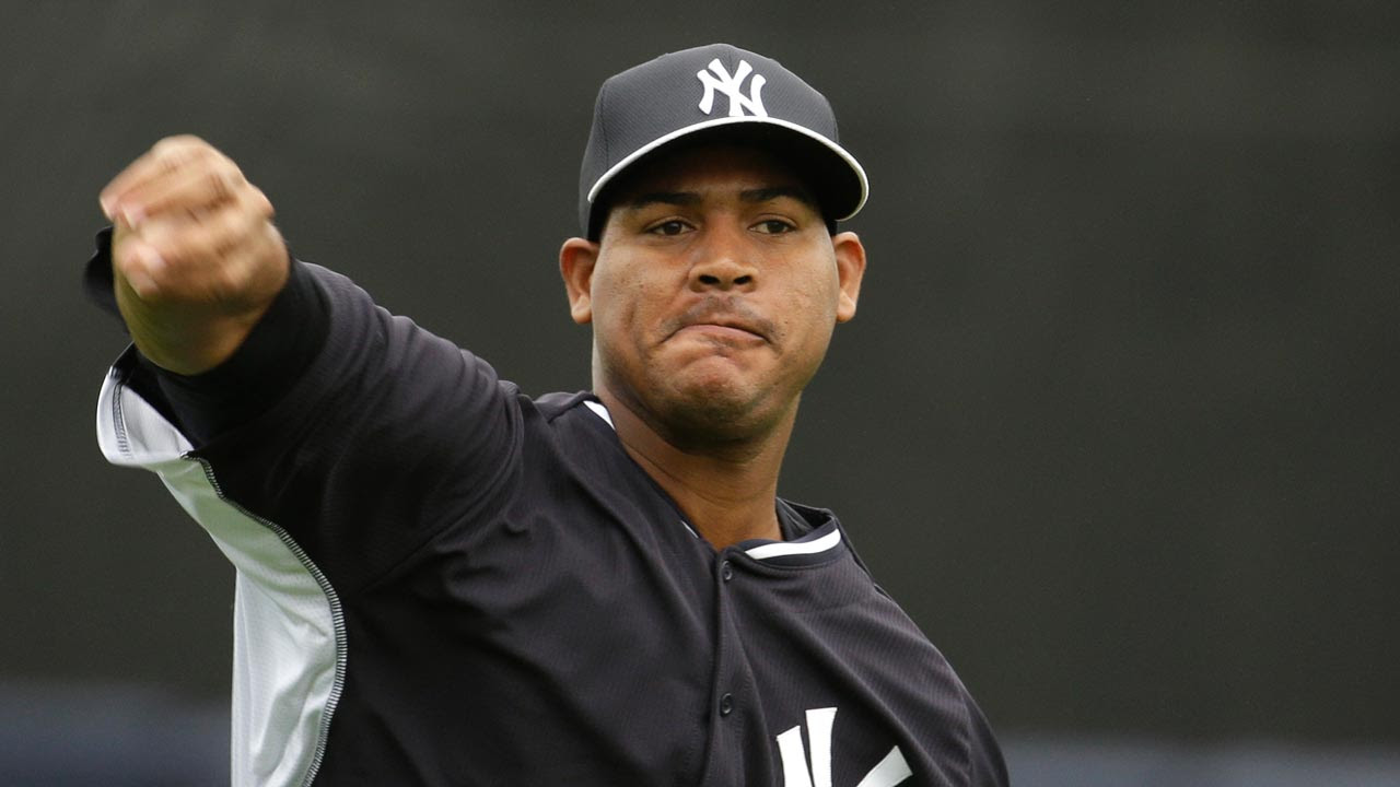 Yankees entusiasmados por el progreso de Iván Nova