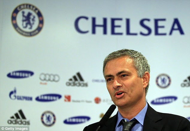 Big boss: Schurrle can't wait to work with Jose Mourinho