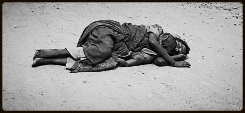 Motherhood Bites The Dust by firoze shakir photographerno1