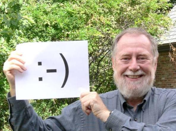 Scott Fahlman, il creatore delle emoticon