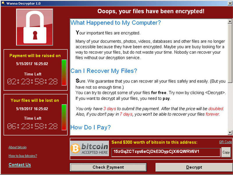 Important Facts and Myths About The WannaCry Ransomware