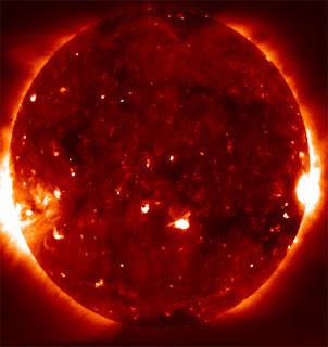 Nuevas imágenes del Sol