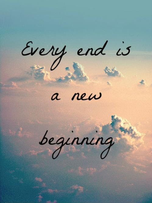 New Beginnings Quotes Sayings New Beginnings Picture Quotes