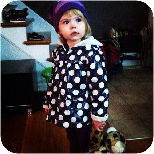 Eva Going to Grandmas
