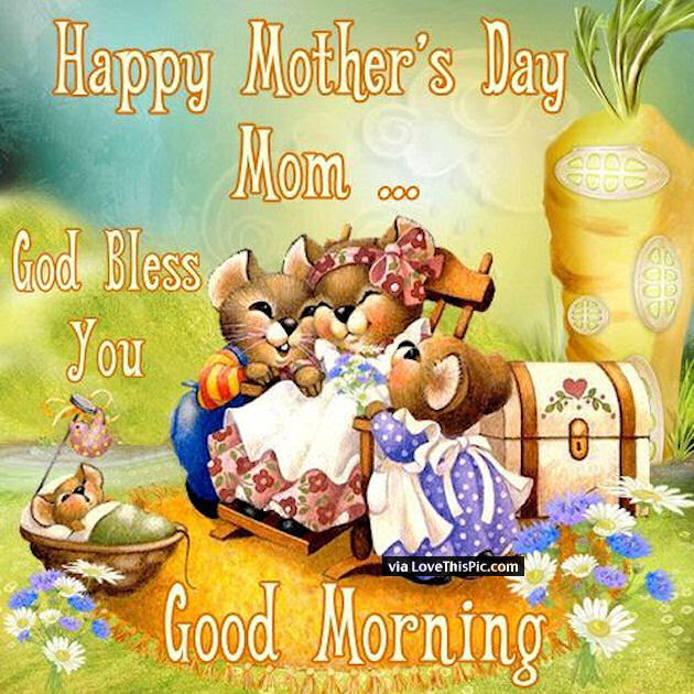 Happy Mothers Day Mom Good Morning Pictures Photos And Images For