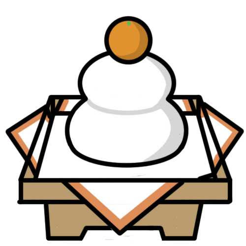 Hiro式無料イラスト素材工房 冬の食べ物モノイラスト