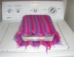 felted pan