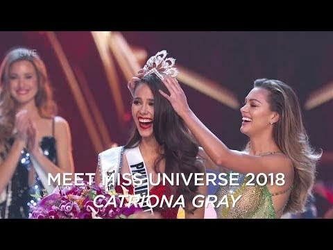 5 Facts About Miss Universe 2018 Catriona Gray