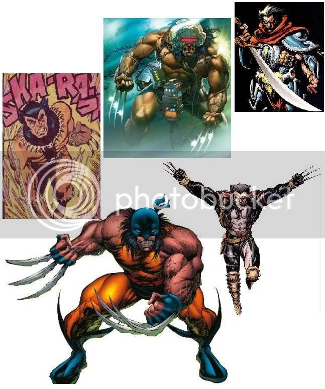 Maratona 616 Wolverine