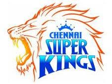 Chennai Super Kings, led by Mahendra Singh Dhoni