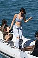 kendall jenner bella hadid boating in greece 02