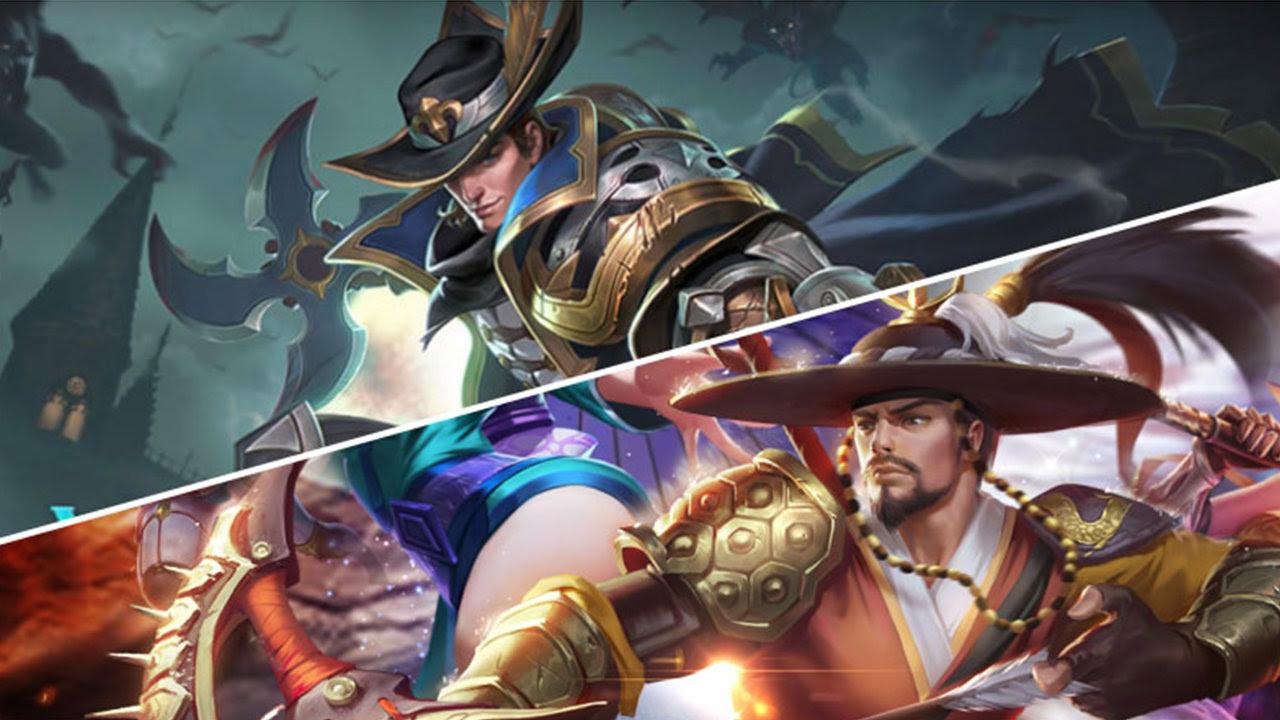 94 Koleksi Gambar Hero Valir Mobile Legends HD