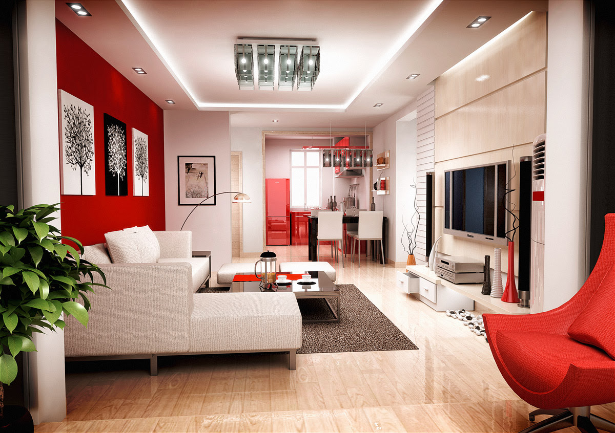 Colors for Living Room   My Decorative