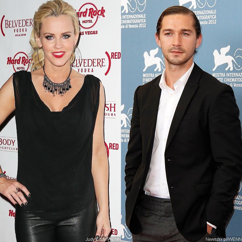Jenny McCarthy Slams Shia LaBeouf for His Comment on Jim Carrey's Parenting Skill