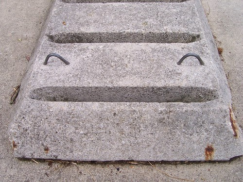 Happy Bike Rack Face