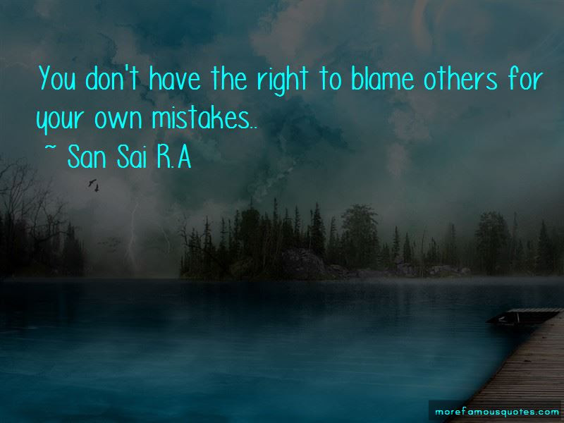 San Sai Ra Quotes Top 4 Famous Quotes By San Sai Ra