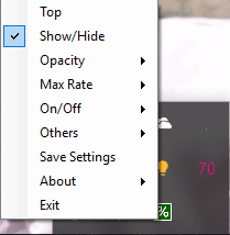 Use Resource Progress Bar to View Loads on CPU, RAM, Network, HDD pic 2
