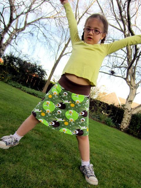 tennis skirt winner