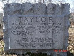 Joseph (2) Taylor
