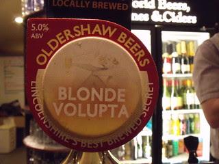 Oldershaw, Blonde Volupta, England
