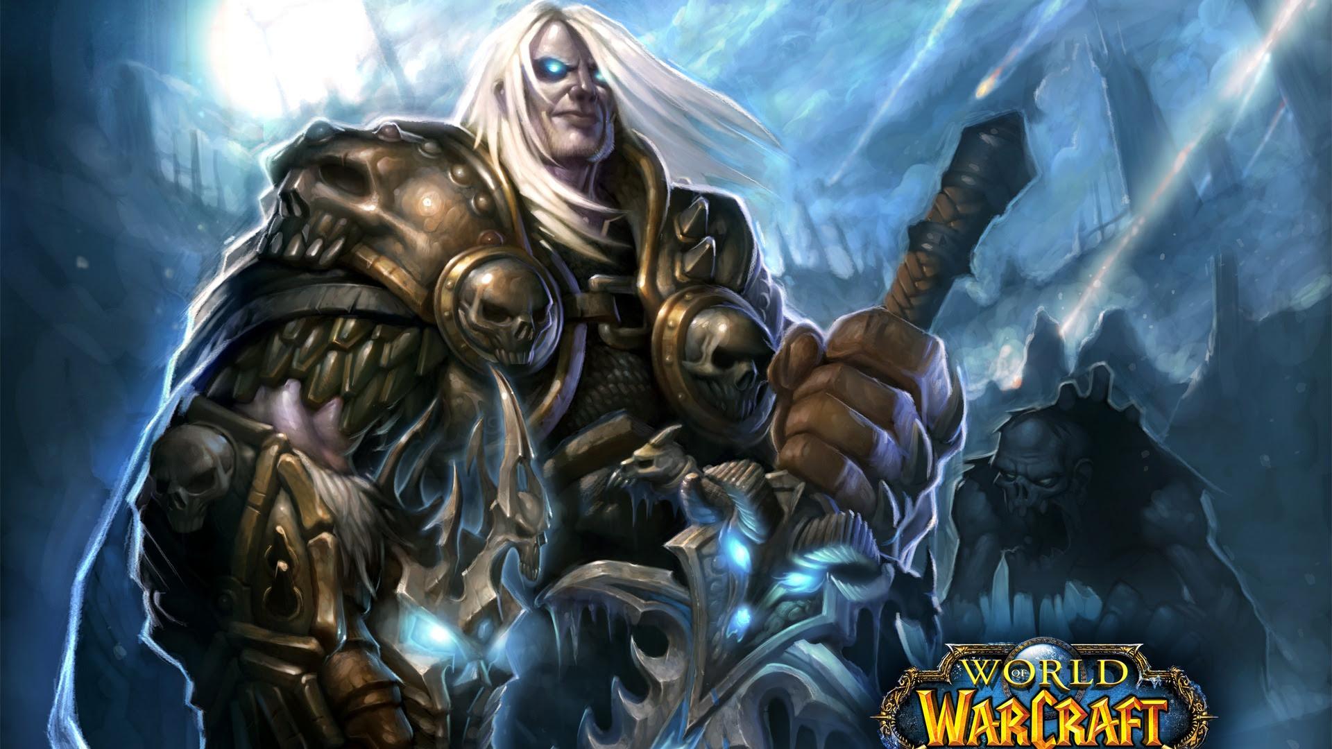 World Of Warcraft Hd Wallpaper Album 2 1 1920x1080 Wallpaper