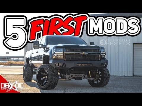 Top 5 Truck Mods