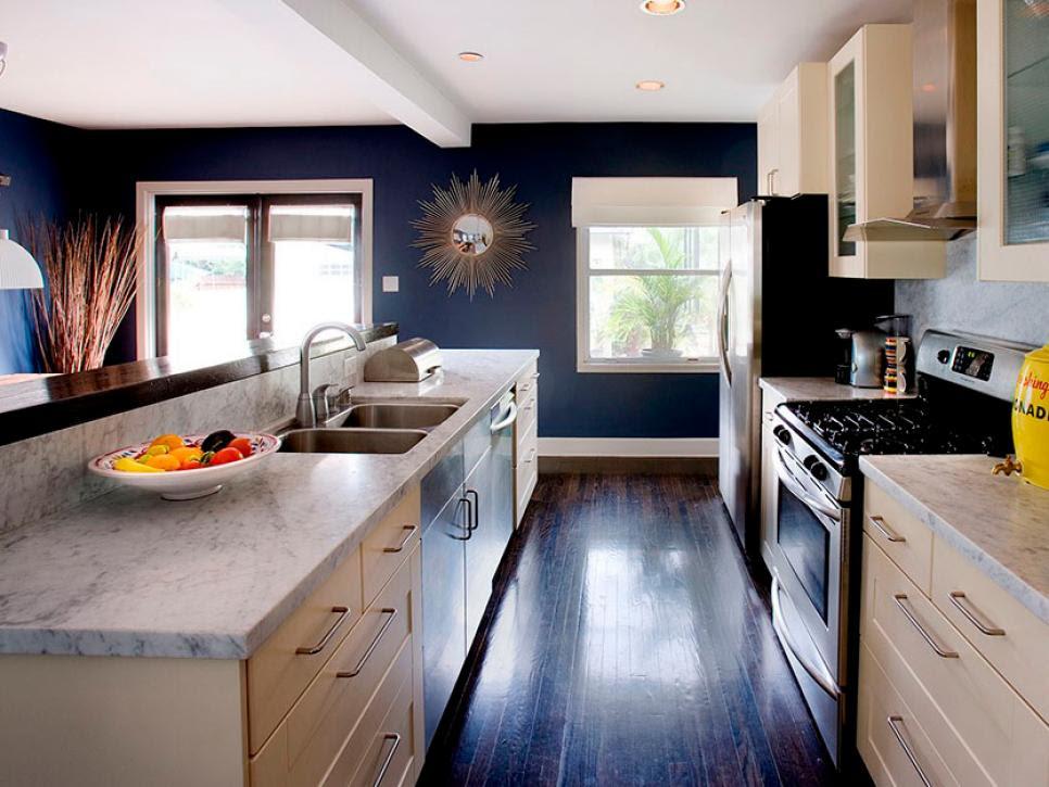 Galley Kitchen Remodel Ideas | HGTV