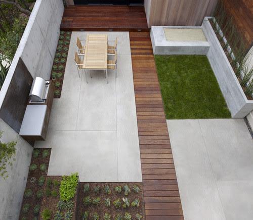 San Francisco Dining Terrace modern patio