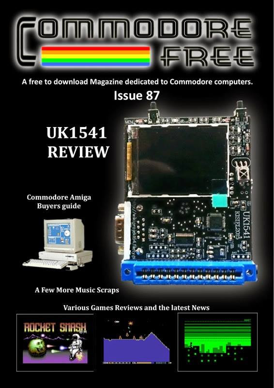 Commodore Free Issue 87