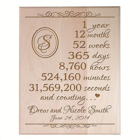 25  best ideas about 1st Wedding Anniversary on Pinterest