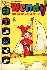 Wendy, the Good Little Witch 73 (by senses working overtime)