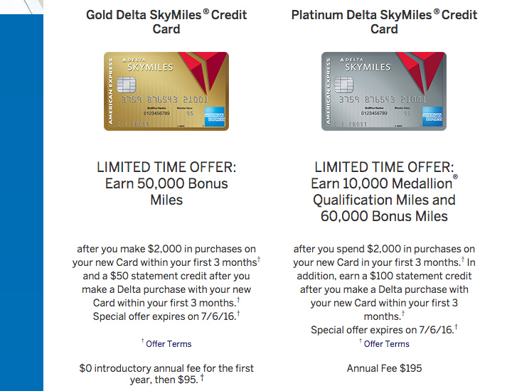 Looking into the Current, Limited-Time AMEX Delta Card Bonus
