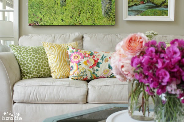 The Happy Housie Home Tour for Design Dreams by Anne 20