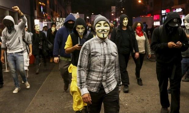 Top Story : Anonymous leaks identities of 350 alleged Ku Klux Klan members