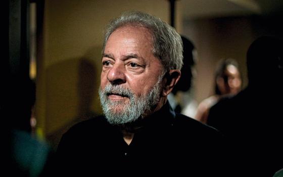 O ex-presidente Luiz Inácio Lula da Silva  (Foto:  SUAMY BEYDOUN/AGIF/ESTADÃO CONTEÚDO)