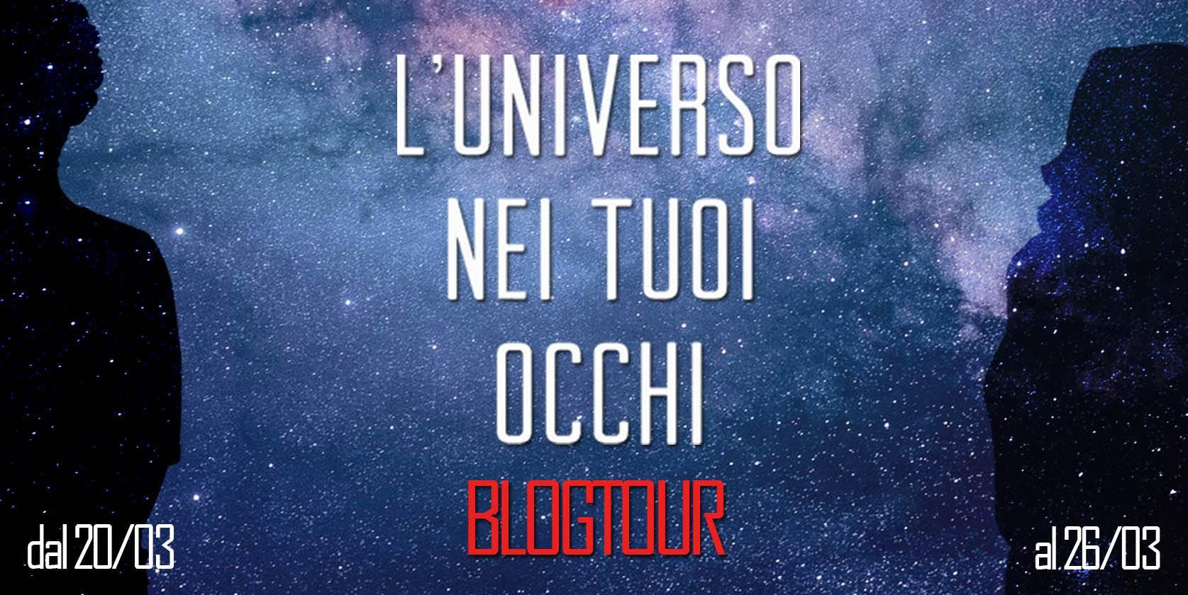 Banner L'universo nei tuoi occhi