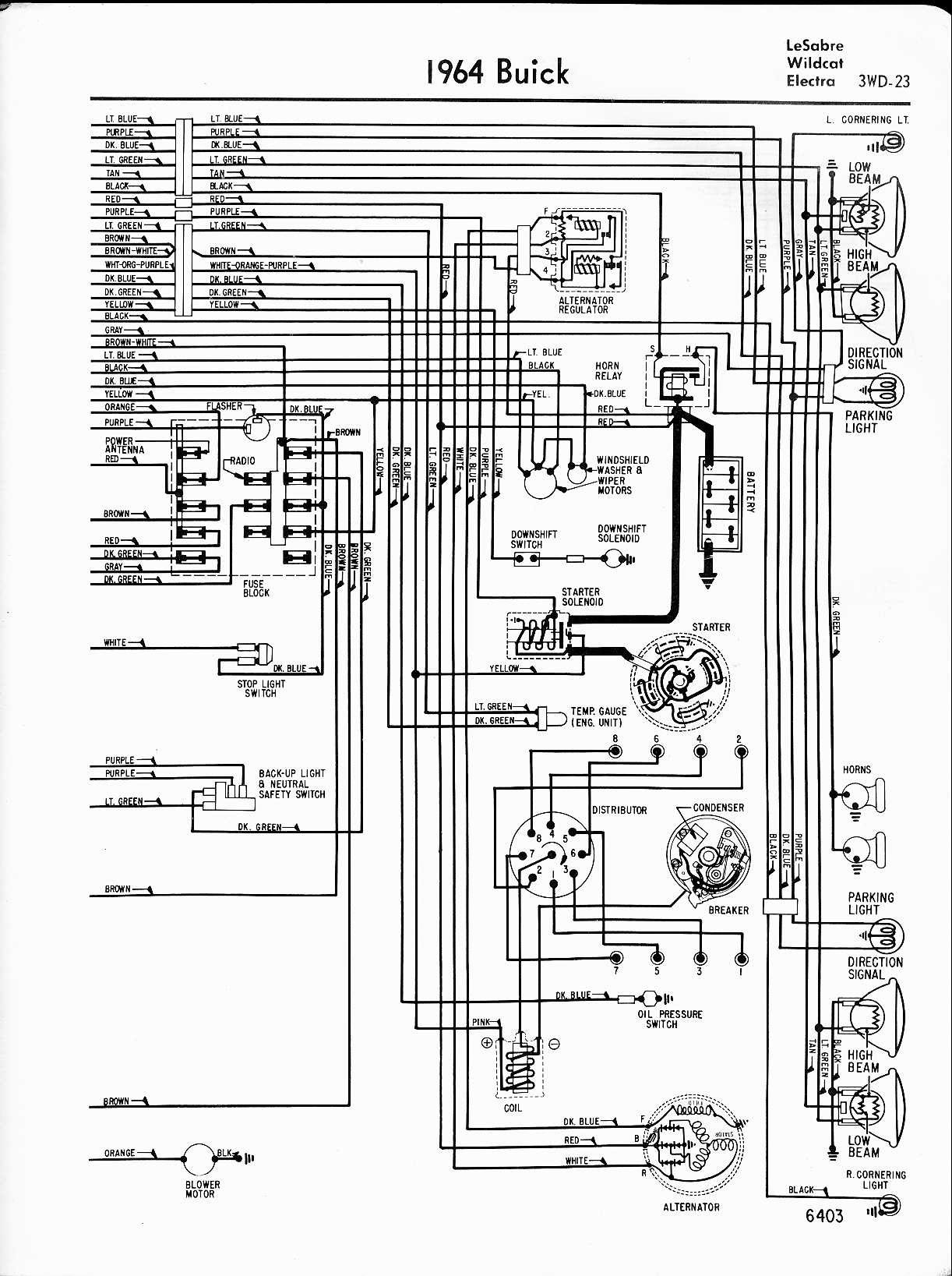 2008 Buick Lucerne Wiring Diagram