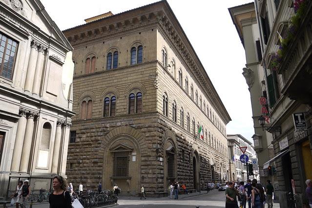Palazzo Medici Riccardi 美第奇-里卡迪宮