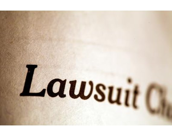 How to File a Lawsuit for Money Owed