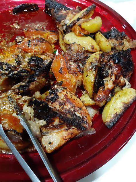 norhidana resepi ayam bakar mayo ala dana